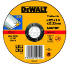Круг отрезной DEWALT DT42341XJ