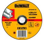 Круг отрезной DEWALT DT42400XJ