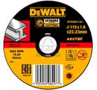 Круг отрезной DEWALT DT43201XJ