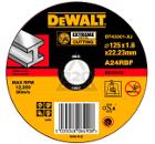 Круг отрезной DEWALT DT43301XJ