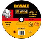 Круг отрезной DEWALT DT43600XJ