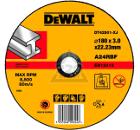 Круг отрезной DEWALT DT42501XJ