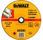 Круг отрезной DEWALT DT42601XJ