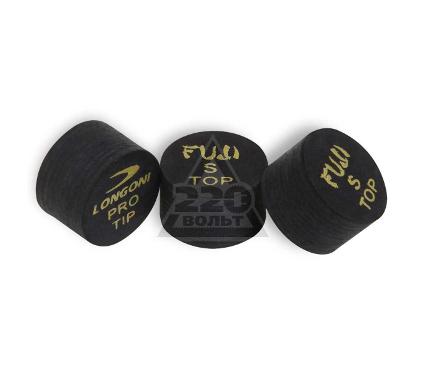 Наклейка для кия LONGONI Fuji Black d14мм Soft