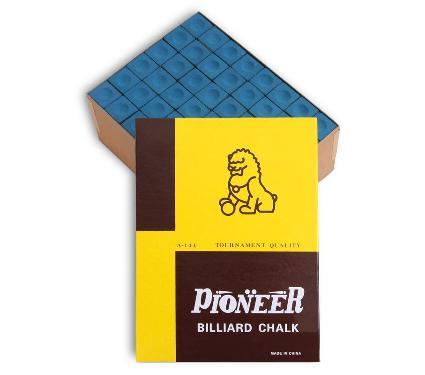 Мел PIONEER Blue 144шт.  blue 144шт.