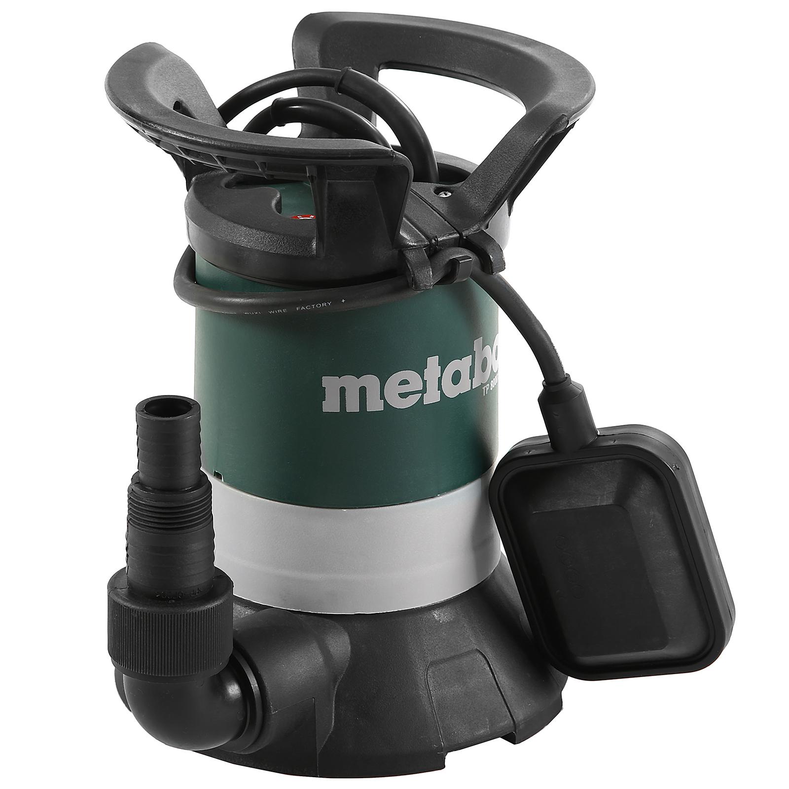 купить Дренажный насос Metabo Tp 8000 s (250800000) дешево