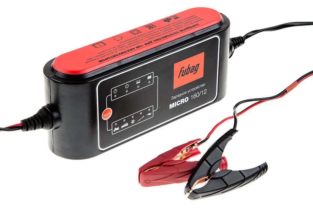 Зарядное устройство Fubag Micro 160/12 устройство fubag micro 40 12