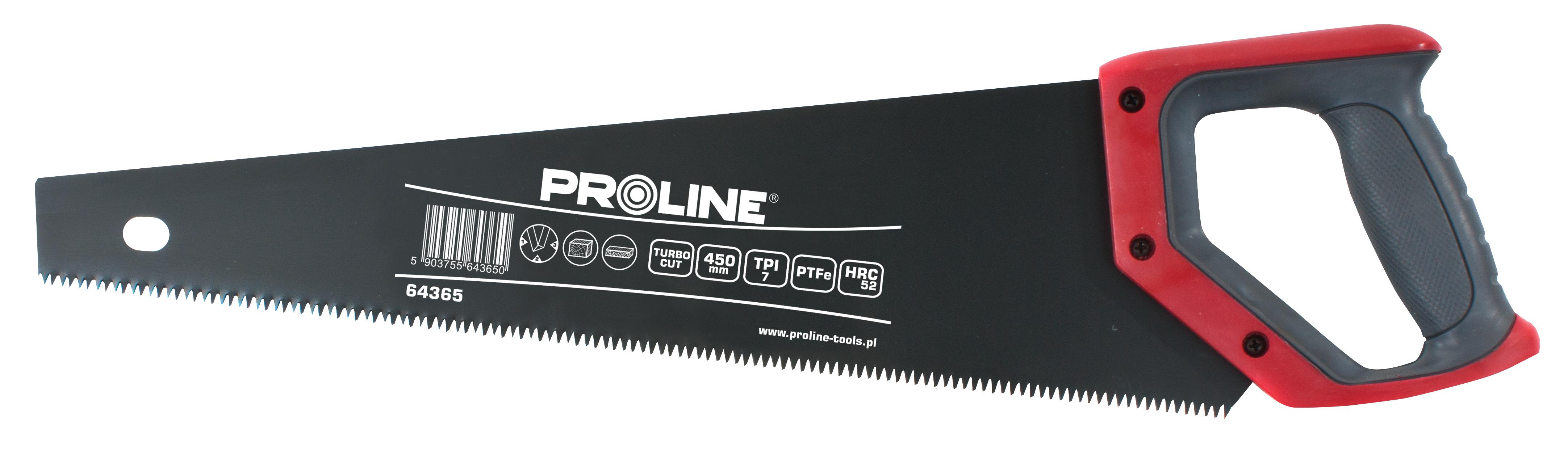 Ножовка столярная Proline 64370:p