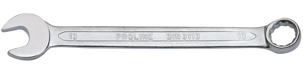 Ключ гаечный комбинированный Proline 35424:p (24 мм) ключ комбинированный kraft 14 мм кт 700508