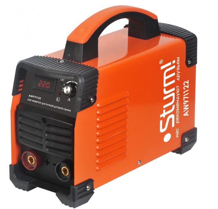 Сварочный аппарат Sturm! Aw97i122 сварочный инвертор sturm aw97i119