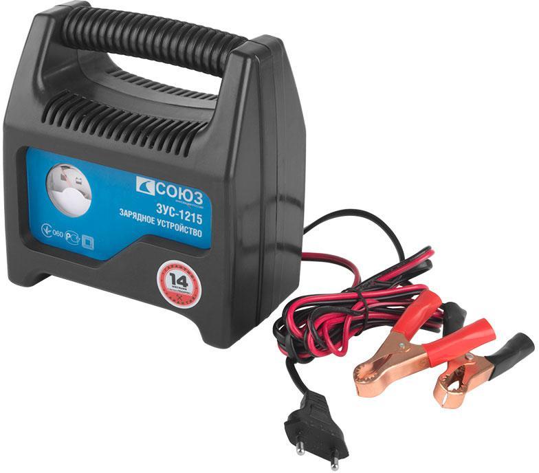 Зарядное устройство СОЮЗ ЗУС-1215 джемпер warehouse warehouse wa009ewven13