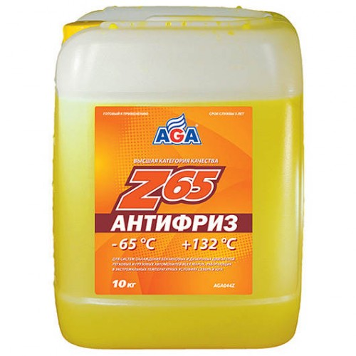 Антифриз Aga 044z стоимость