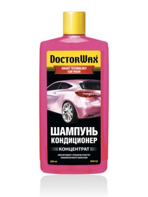 Автошампунь Doctor wax Dw8109