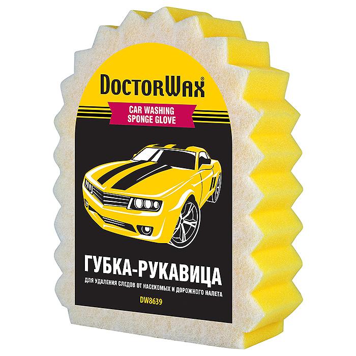 Губка Doctor wax Dw8639