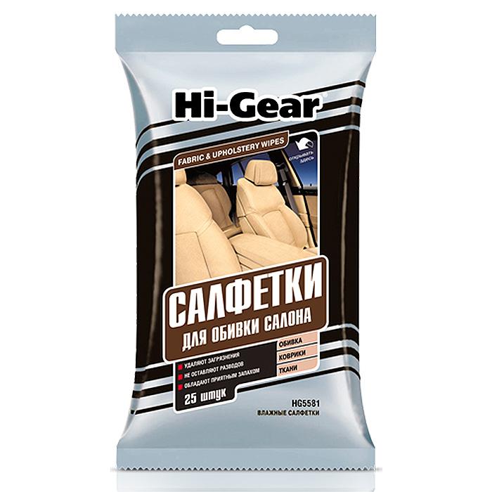 Купить Салфетки Hi gear Hg5581
