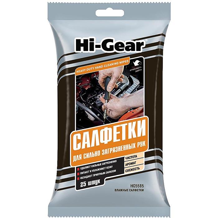 Купить Салфетки Hi gear Hg5585