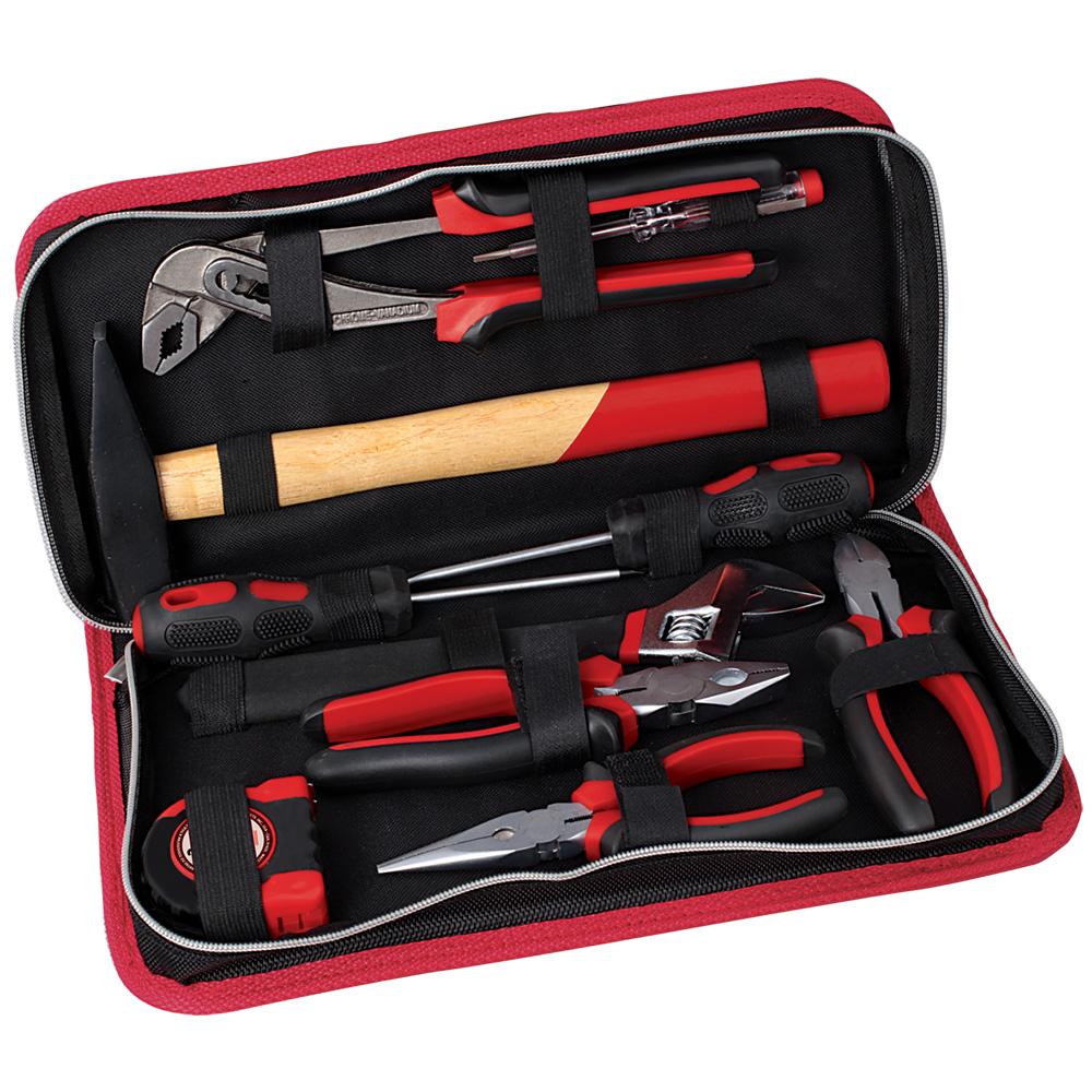 Набор инструментов Zipower Pm3965 пассатижи zipower pm6484