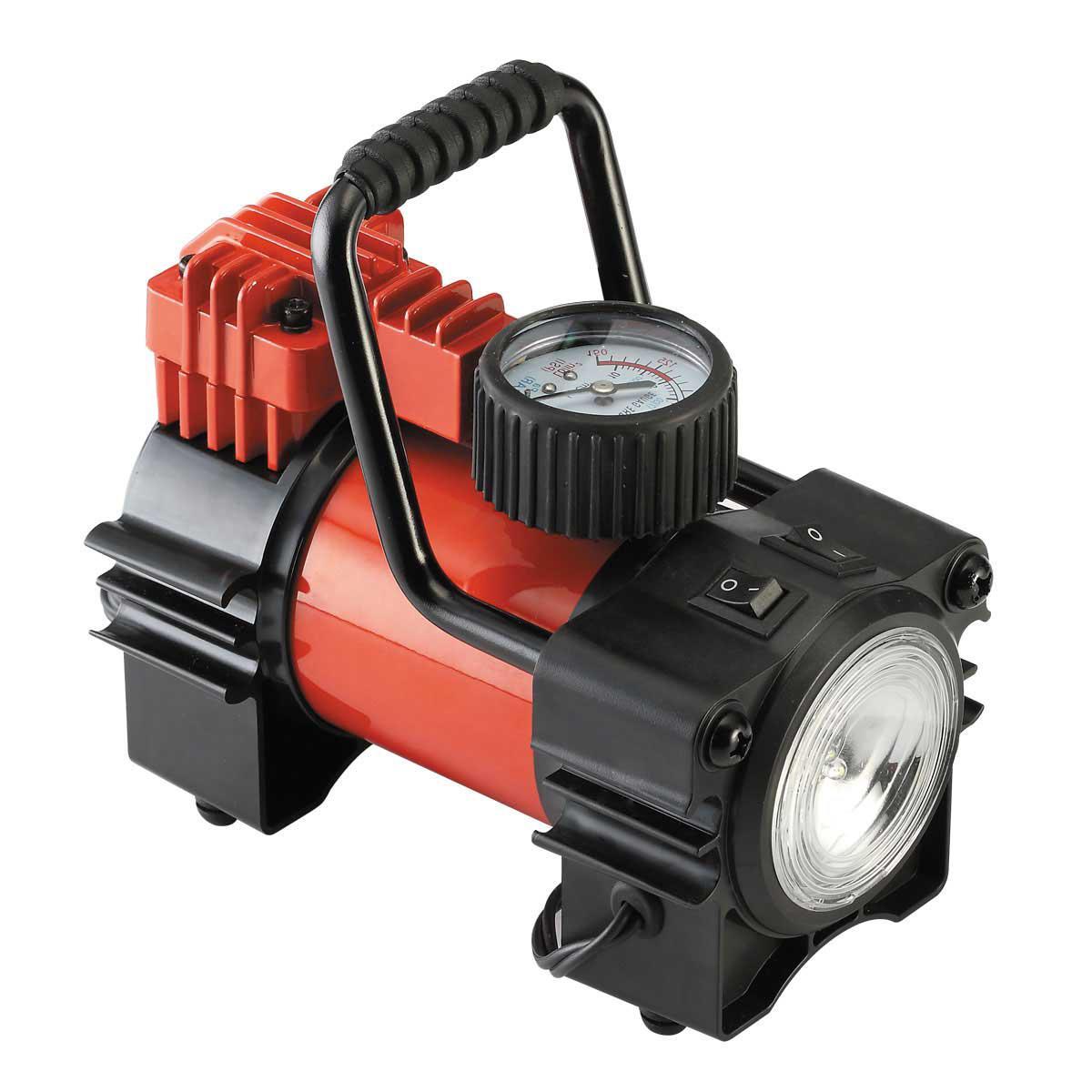 Компрессор Zipower Pm6507 автомобильный компрессор с пылесосом zipower pm 6510 15л мин