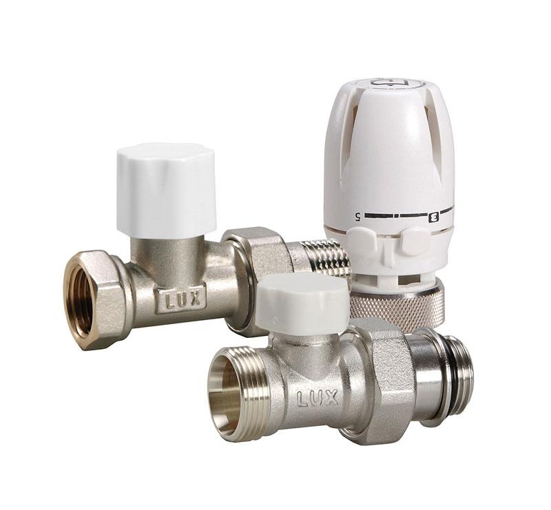 Термостатический комплект Luxor Kt201 1/2