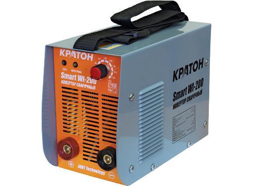 Сварочный аппарат КРАТОН Smart WI-200