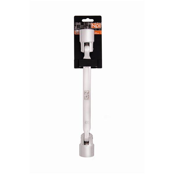 Ключ торцевой шарнирный Npi 45138 торцевой прямой шарнирный ключ 12х13мм 220мм jtc 3936