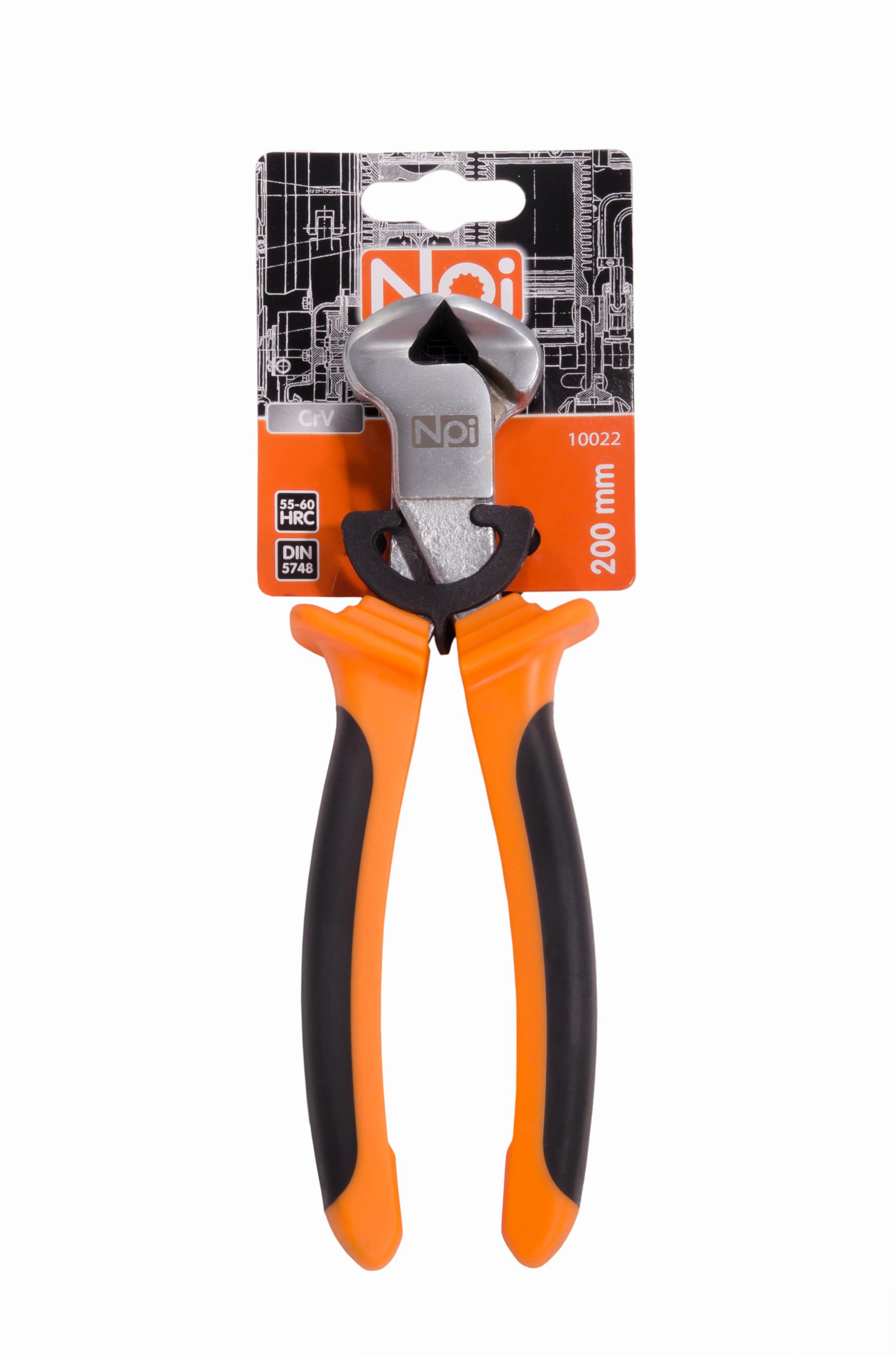 Кусачки Npi 10022 ключ телескопический трещоточный 1 4 150 200 мм crv хромир 2 х комп рукоятка gross