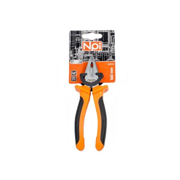 Плоскогубцы Npi 10010 цена и фото