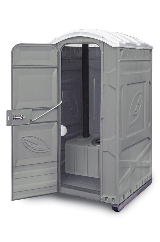Туалетная кабина ЭКОЛАЙТ Эколайт Дачник от 220 Вольт