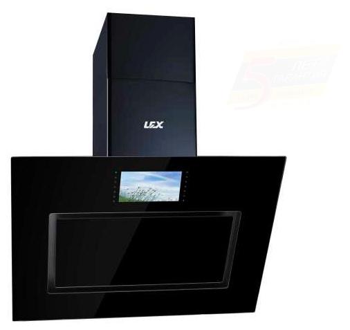 цена на Вытяжка Lex Aurora 900 black