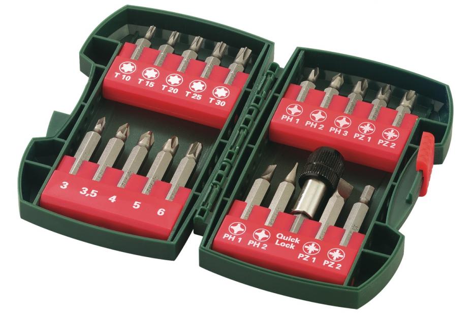 Набор бит Metabo 630454000 набор инструментов metabo 630452000