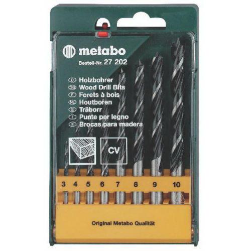 Набор сверл Metabo 627202000