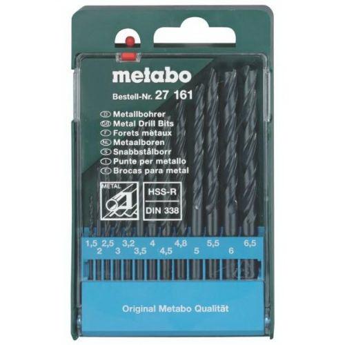 Набор сверл Metabo 627161000 набор инструментов metabo 630452000