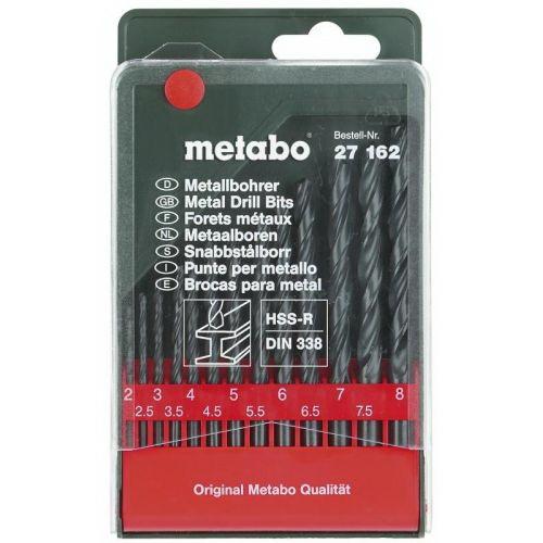 Набор сверл Metabo 627162000