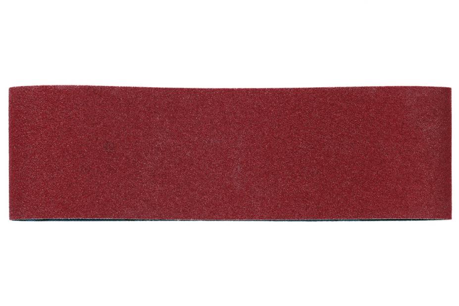 Лента шлиф. бесконечная Metabo 75х533мм p180 рулон абразивный archimedes p180 3000x280 мм