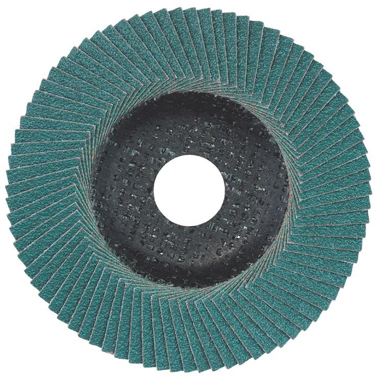Круг Лепестковый Торцевой (КЛТ) Metabo 623195000 круг лепестковый торцевой клт энкор 20511