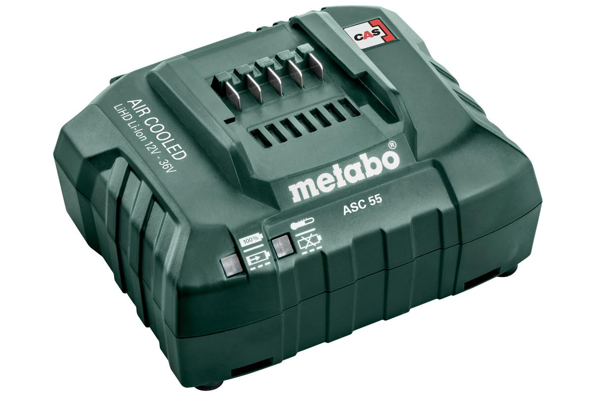 Зарядное устройство Metabo 12-36В (627044000)