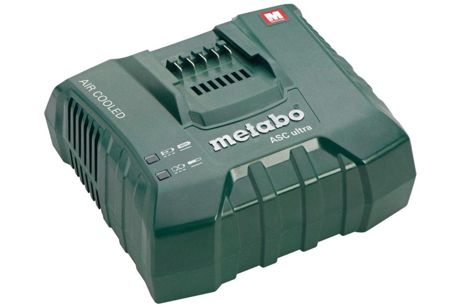 Фото - Зарядное устройство Metabo 627265000 зарядное