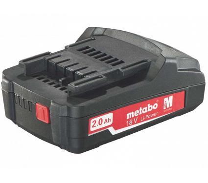 Аккумулятор METABO 18В 2Ач Li-Ion (625596000)