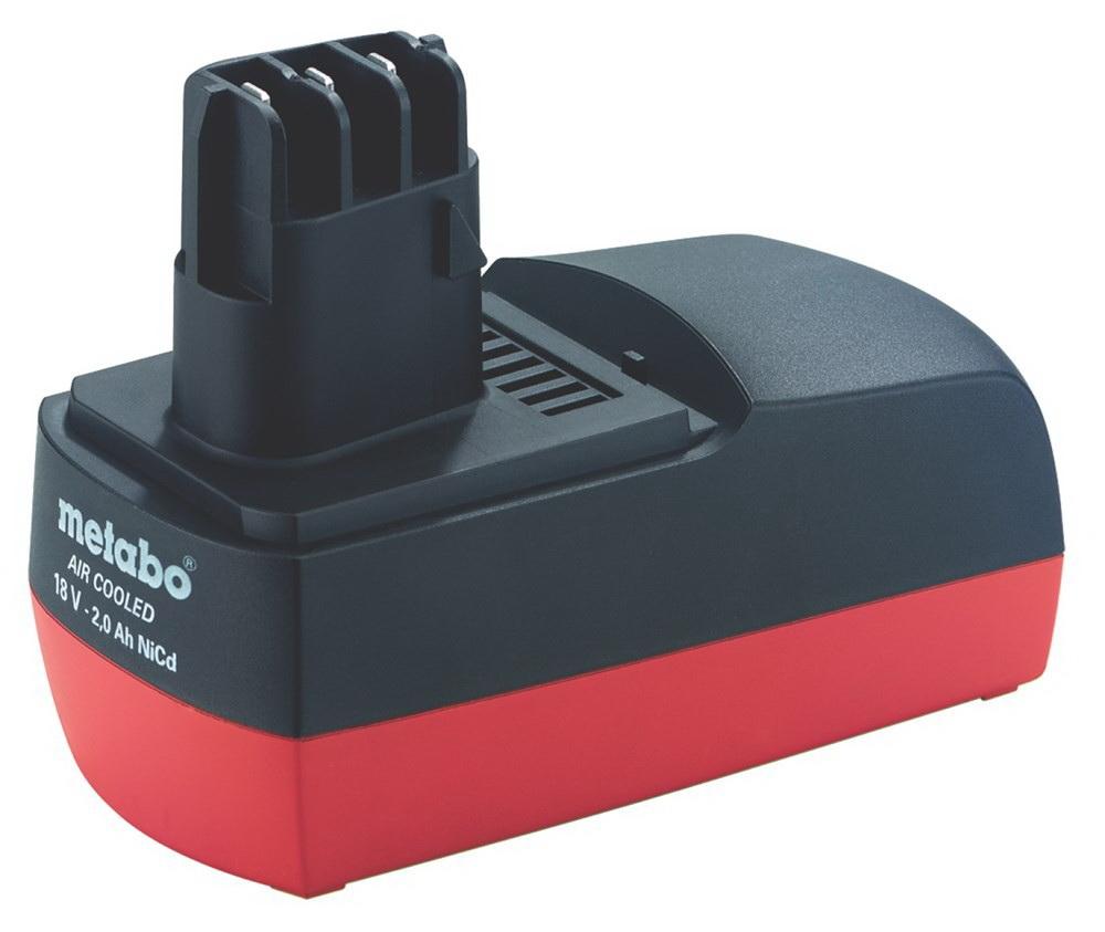 Аккумулятор Metabo 625471000 аккумулятор практика 038 807 12 0в 2 0ач nicd для dewalt в коробке