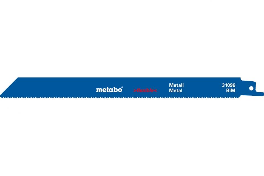Купить Пилки для лобзика Metabo 631096000
