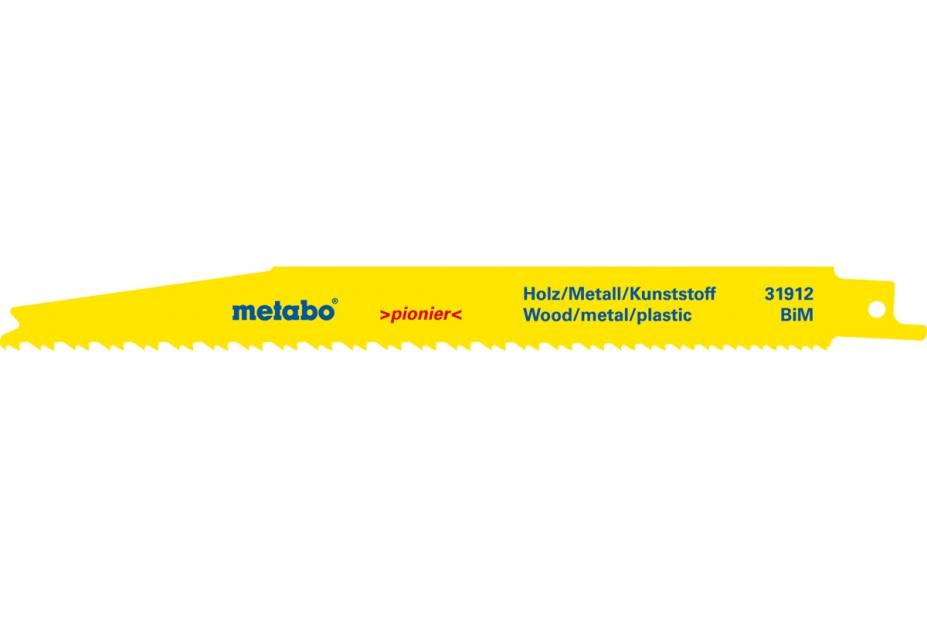 Пилки для лобзика Metabo 631912000 подставка д торц пил metabo ksu 401 400см 2 629006000