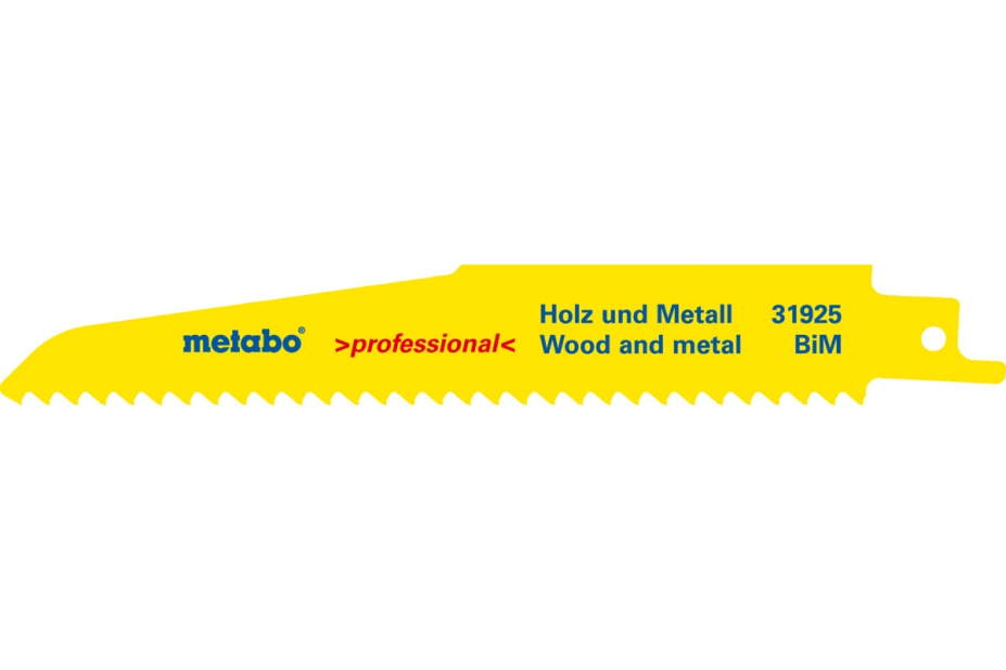 Пилки для лобзика Metabo 631925000