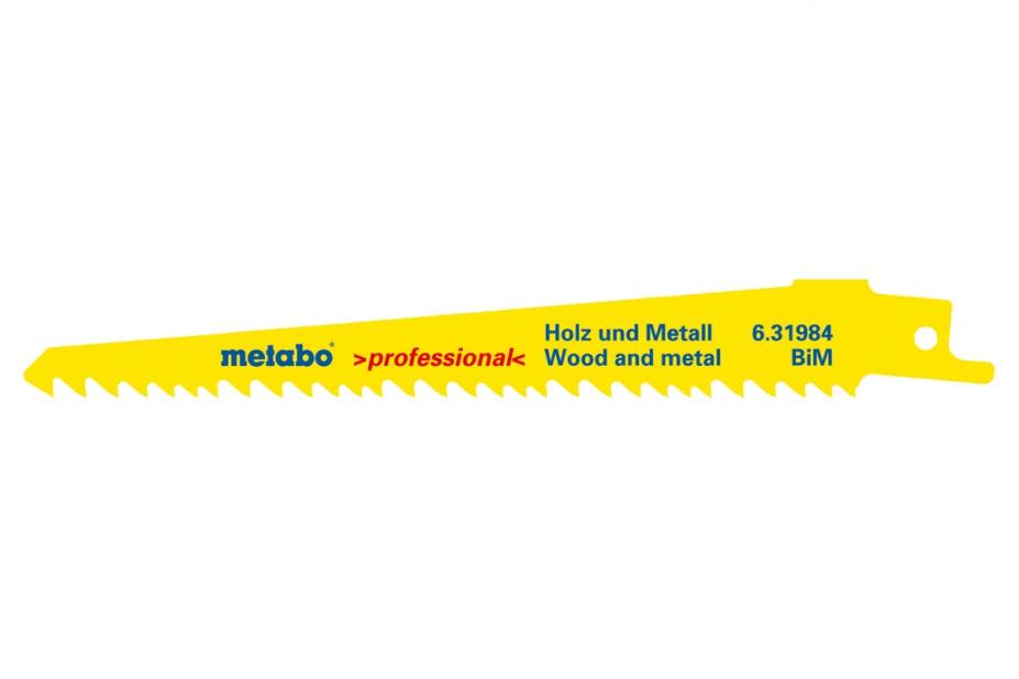 Пилки для лобзика Metabo 631984000 деревянные пилки dewal page 8