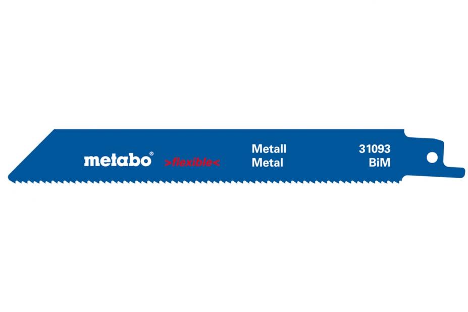 Купить Пилки для лобзика Metabo 631093000