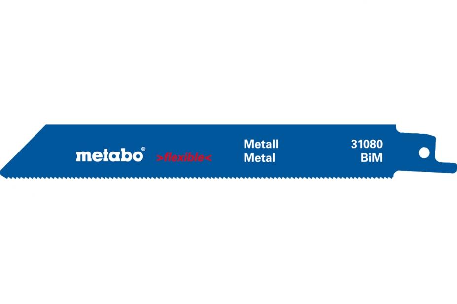 Купить Пилки для лобзика Metabo 631080000