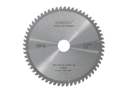 Диск пильный твердосплавный METABO Ф305х30мм 56зуб. (628064000)
