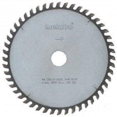 Диск пильный твердосплавный Metabo 628035000 пильный диск metabo220x30 48 dz hz 628043000