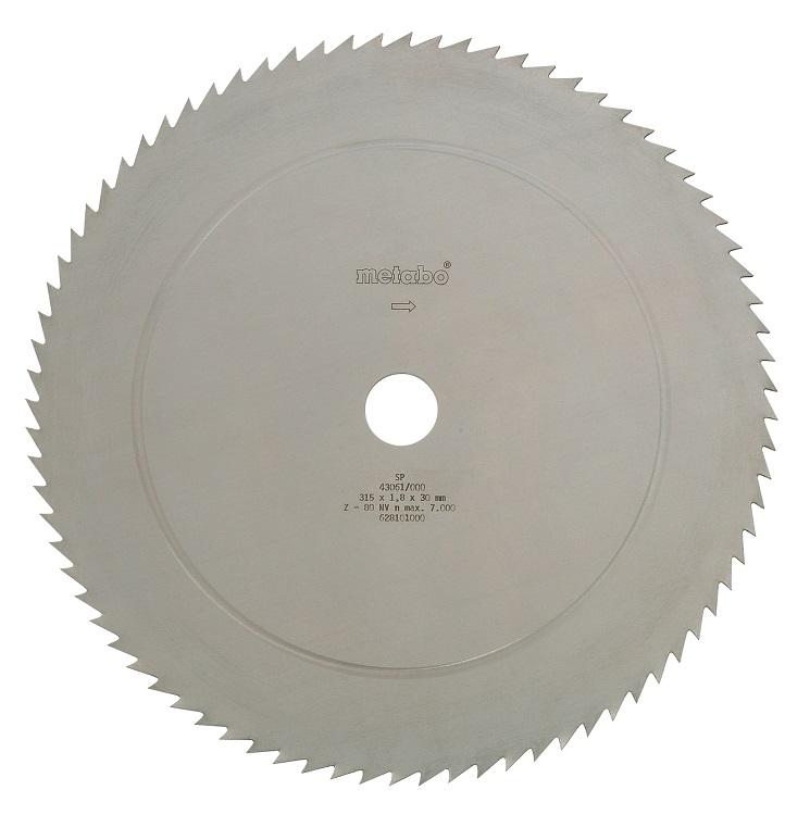 Диск пильный твердосплавный Metabo 628100000 пильный диск по дереву 216x1 8x30 мм metabo 628065000