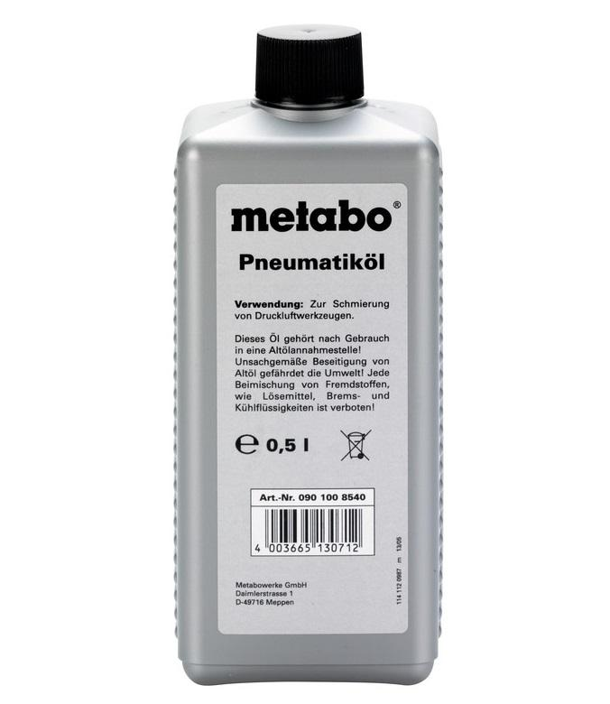 Масло Metabo 901008540