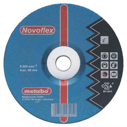 Купить Круг обдирочный Metabo 125х6х22мм a36m